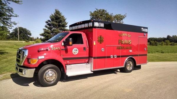 Ambulance 5543