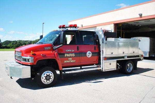 Grass truck 5572