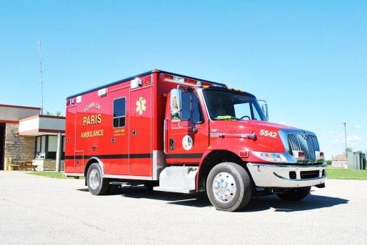 Ambulance rescue 5542